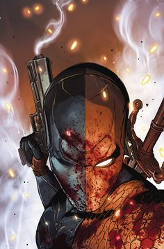 A thousand enemies, a thousand kills-Deathstroke is the world's greatest assassin. Stalked by an unseen foe, Slade Wilson is confronted by his own troubled past and challenged to reinvent himself befo