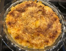 Fresh summer peaches with a light and crispy crust, topped with fresh cream.  What's not to enjoy! Making Whipped Cream, Fresh Cream, Pie Plate, Vanilla Ice Cream, Summer Desserts, Original Recipe, Cobbler, Peaches, Macaroni And Cheese