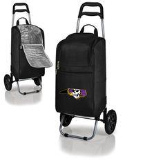 East Carolina Pirates Cart Cooler - Black - $69.99