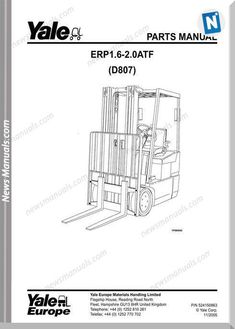 Gehl Agricultural 980 Forage Box Parts Manual 907592