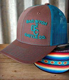 BB Cattle Company Gunsmoke & Patina Serape Cap with Patina Embroidery O Cowboy, Cowgirl Hats, Western Hats, Cowgirl Style, Western Wear, Western Style, Cowgirl Clothing, Country Hats, Country Wear