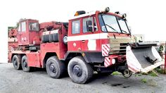 Tatra tow wrecker truck Tow Truck, Cool Trucks, Monster Trucks, Cars, Vehicles, Autos, Rolling Stock, Automobile, Car