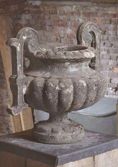 Potten en ornamenten - Antiek en Curiosa
