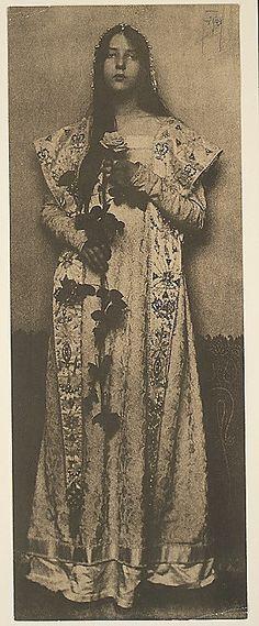 Eva Lawrence Watson-Schutze: The Rose