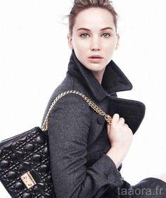 Jennifer Lawrence deuxième campagne Miss Dior