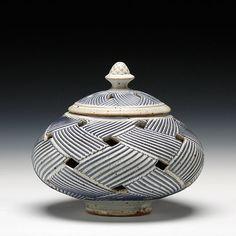 Schaller Gallery | Mark Williams | Perforated Jar
