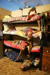 Bunks from shelves: brilliant! Link to product http://www.costco.ca/Browse/Product.aspx?Prodid=10330623=en-CA