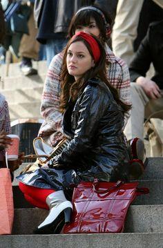 Blair Waldorf on Gossip Girl