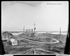 """""""History Matters"""": 1st Ship in Dry Dock #3 ~ USS North Carolina Uss North Carolina, Us Battleships, Naval History, Us Navy, Statue Of Liberty, Paris Skyline, Bb, March, Google Search"""