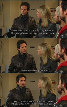 Dee and Dennis (Ep: what Christmas is all about) Mostly Sunny, It's Always Sunny, Tv Quotes, Movie Quotes, Dennis Reynolds, Are You Not Entertained, Fraggle Rock, Sunny In Philadelphia, Laugh A Lot