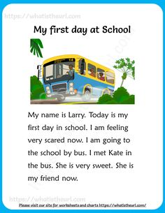 English Poems For Kids, English Activities For Kids, Learning English For Kids, English Worksheets For Kids, English Lessons For Kids, Learn English Words, Reading Comprehension Grade 1, Phonics Reading, Reading Passages