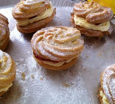 Viennese whirls. Viennese Whirls, Yummy Food, Eat, Breakfast, Delicious Food