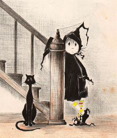 Dorrie the Little Witch - by Patricia Coombs... Her hat was always crooked and her socks never matched <3