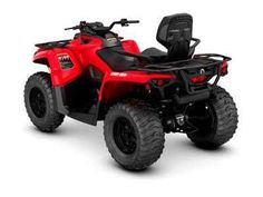New 2016 Can-Am Outlander L Max 570 ATVs For Sale in Tennessee. Raise your expectations, not your price range. Get the all-terrain performance you'd expect from Can-Am at the most accessible price ever. A more comfortable two-up riding experience that simply and quickly converts to a one-up.