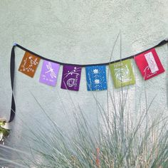 Hey, I found this really awesome Etsy listing at https://www.etsy.com/listing/201070821/mini-colored-silk-prayer-flags-nature