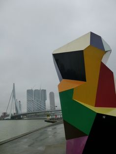 Rotterdam Architecture #Holland #Netherlands