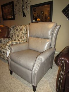 navy blue leather recliner chair google search furniture