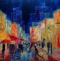 Towns - Streets I - Justyna Kopania