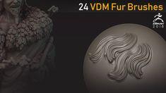 Zbrush Tutorial, 3d Tutorial, Sculpting, Concept Art, Lion Sculpture, Statue, Texture, Brushes, Maya