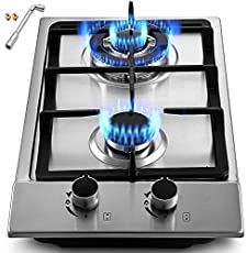 Oasd Built In 12 X20 Stainless Steel Gas Stove Cooktop Gas Hob Review Hot New Product Reviews In 2020 Cooktop Gas Stainless Steel Cooktop Stainless Steel Gas Stove