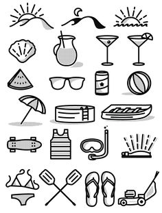 Icon Set (Free Download) on Behance