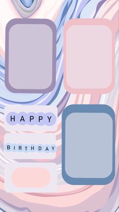 Happy Birthday Template, Happy Birthday Frame, Happy Birthday Posters, Happy Birthday Wallpaper, Birthday Posts, Birthday Frames, Birthday Captions Instagram, Birthday Post Instagram, Creative Instagram Stories