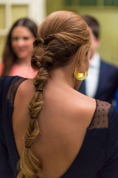 30 peinados de dama de honor para triunfar en tu próxima boda