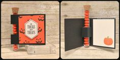 Paper Pumpkin with Boo - VIDEO - September 2016.  Don't miss the bloopers at the end of the video! Stampin' Up!, card, paper, craft, scrapbook, rubber stamp, hobby, how to, DIY, handmade, Live with Lisa, Lisa's Stamp Studio, Lisa Curcio, test tube, Halloween, mummy, fall, sunflower, holder, gift, party, favor, www.lisasstampstudio.com