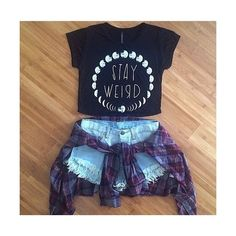 Shirt: five seconds of summer skirt phone cover top sunglasses... ❤ liked on Polyvore featuring outfits, dresses and tumblr outfits