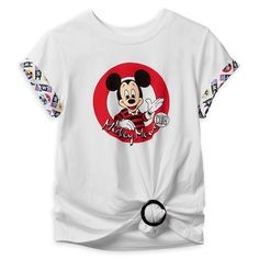 Mickey Mouse Club Retro Tee!