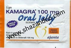 About Kamagra Oral Jelly: What does Kamagra do? For males who are experiencing erectile dysfunction (ED) while performing sexual intercourse, Kamagra is a potent ED solution that carries Sildenafil Citrate as its active ingredient (100mg contained per dose) which is also found in Viagra and generic Viagra types of ED solutions. The effects of using Kamagra are similar to using Viagra except the large benefit of Kamagra comes from the quick reaction time.