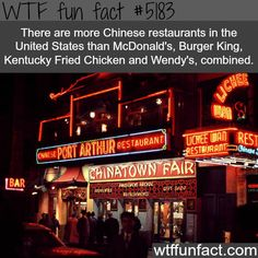 - Fact- : How many Chinese restaurant in the USA - WTF fun facts www.letstfact.com