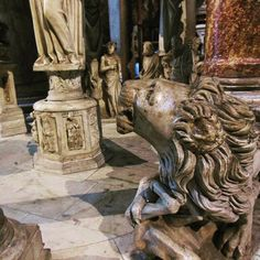 Pisa, Toscana, Lion Sculpture, Statue, Instagram, Interior, Art, Italia, Europe