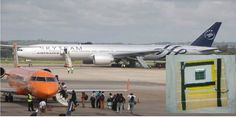 Air France flight en route to Paris makes an emergency landing over bomb scare #RagnarokConnection