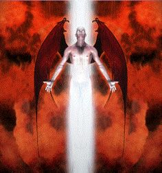 angel and demon gifs Angels And Demons, Gifs, Painting, Art, Art Background, Painting Art, Paintings, Kunst, Gifts