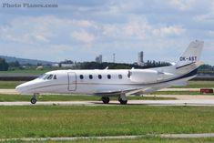 Cessna 560XL Citation Excel - OK-AST - Air Bohemia
