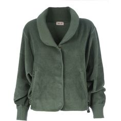 MUS terrycloth jacket ($1,010) ❤ liked on Polyvore