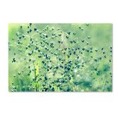 """Found it at Wayfair - """"Spring Notes"""" by Beata Czyzowska Young Photographic Print on Wrapped Canvas"""