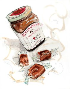 Caramels   by Tracy Hetzel