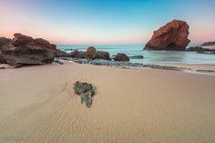 penedo do guincho II - portugal, santa cruz beach by Adriano Neves on 500px