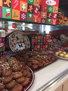 Ζαχαροπλαστείο Μελίνα Cookies, Desserts, Food, Biscuits, Deserts, Cookie Recipes, Dessert, Meals, Yemek