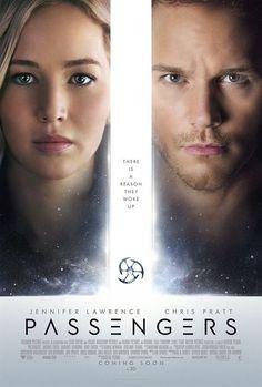 """""""Passengers"""" - Morten Tyldum (2016) - Jennifer Lawrence, Chris Pratt, Michael Sheen, Laurence Fishburne"""