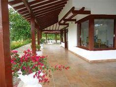 pisos para casas campestres - Buscar con Google #casasminimalistasrusticas #casasdecampocoloniales