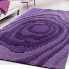 Ultimate Guide to Cleaning an Area Rug Don't skip your area rugs while spring cleaning. These tips will keep your rugs looking fresh and new.Don't skip your area rugs while spring cleaning. These tips will keep your rugs looking fresh and new. Purple Home, Salons Violet, Cleaning Area Rugs, Purple Furniture, My Favorite Color, My Favorite Things, Color Violeta, All Things Purple, Purple Stuff