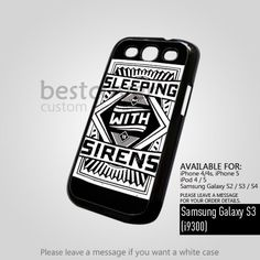 AJ 2862 Sleeping With Sirens Retro for Samsung Galaxy S3 I9300 Case | BestCover - Accessories on ArtFire