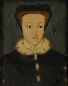 Portrait of a Lady  (called 'Lady Jane Grey, 1537–1554')  by unknown artist    Oil on panel, 35.5 x 28.5 cm  Collection: University of Oxford  Where to see this painting?  Bodleian Libraries, University of Oxford