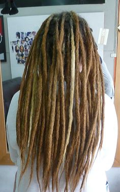 Dreadlock Extension Hair Human 9
