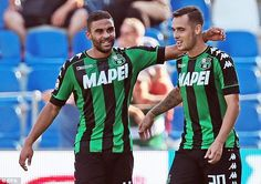 Arsenal have expressed an interest in taking Sassuolo strikerGregoire Defrel to the Emirates