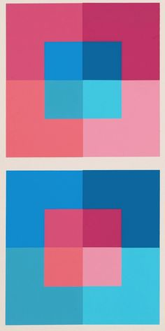 Josef Albers's Interaction of Color - Modernica Blog