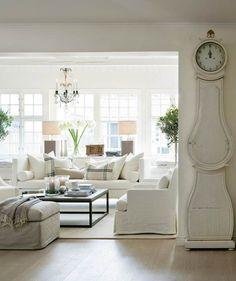 dreamy living room.